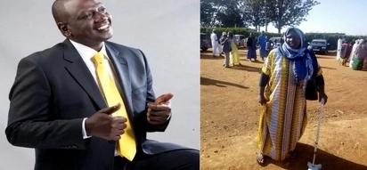 Mwanamke huyu atakuwa Mbunge wa William Ruto kwa miaka mitano ijayo