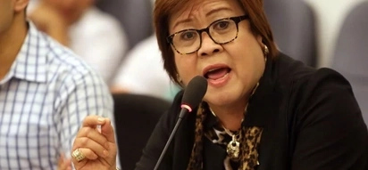 De Lima to SolGen: I will not back out