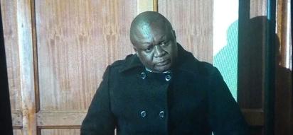 Jamaa huyu amgonga polisi wa Nairobi kwa gari, sababu ya kumgonga inahuzunisha