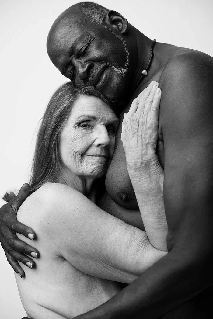 Photos of nude 70-year-olds celebrating love goes viral