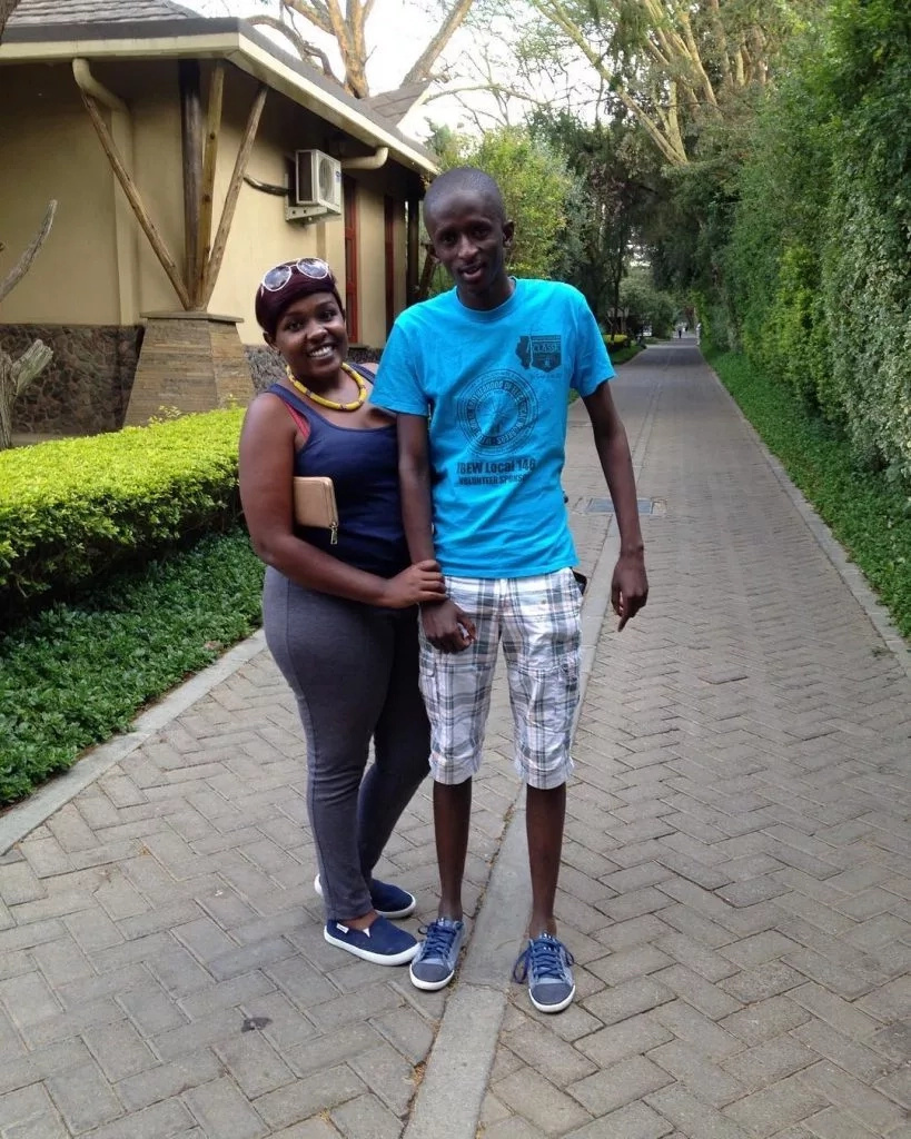 Meet Njugush's HOT wife