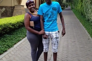 Comedian Njugush tried DUMPING his girlfriend but was unable