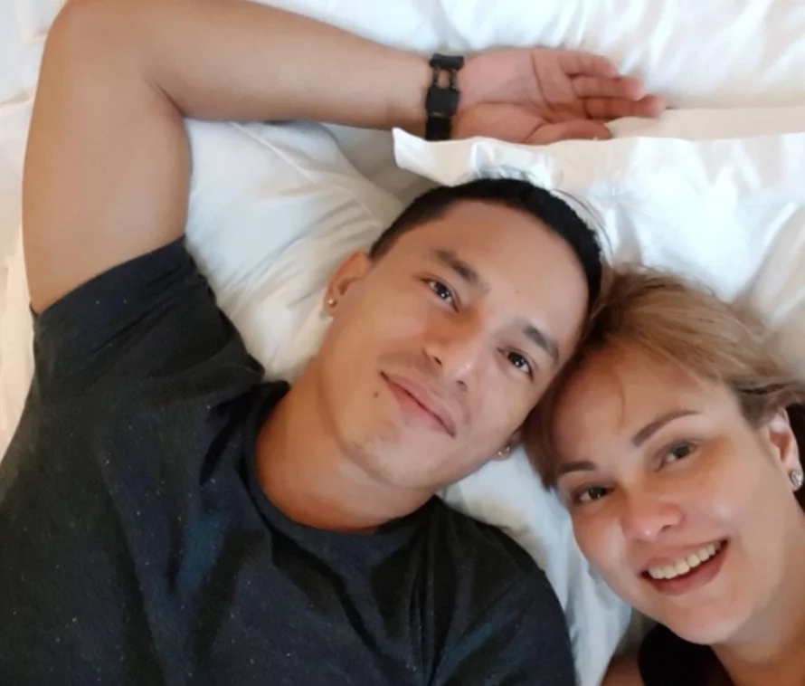 "Eula Valdez And Model Boyfriend Rocky Salumbides' Relationship Going Strong After Being ""On The Rocks"" Last Year"