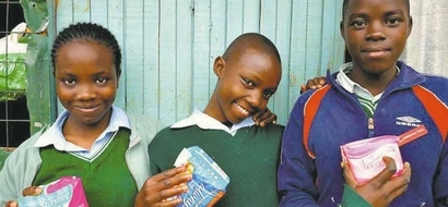 Government Math- One Pack Of Sanitary Pads Equals KSh 6,000