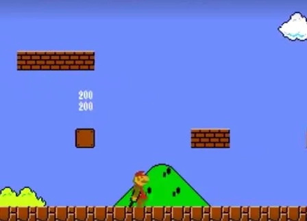 VIDEO: Super Mario in a wheelchair?