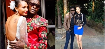 Chameleone takes back his words in unexpected move : I'm not divorcing