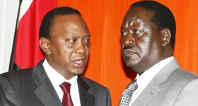 Ndio, ninakimezea mate hicho kiti cha urais – Raila Odinga