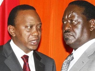Hatima ya IEBC mikononi mwa Uhuru na Raila, Wataelewana?