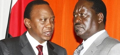 Huge DISAPPOINTMENT over Uhuru Kenyatta-Raila Odinga meeting