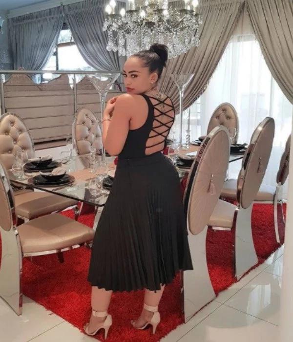 Picha 10 zinazothibitisha boma ya Zari Hassan Afrika Kusini inapendeza sana