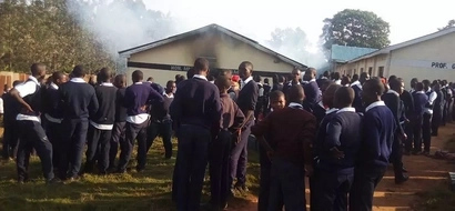 Suspended student sets Kaimosi Boys school on fire