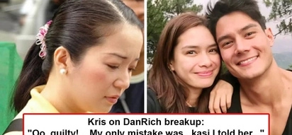 OMG, may kinalaman pala siya! Kris Aquino finally reveals why she feels 'guilty' about Erich Gonzales and Daniel Matsunaga's breakup