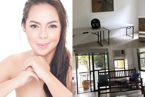 Alma Concepcion shows off her interior design work by revamping this celeb's condo!