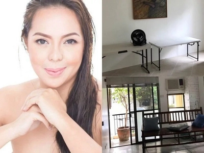 Find out whose celebrity condo Alma Concpecion worked on recently!