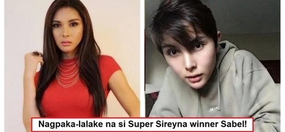 """Former Super Sireyna winner Sabel Gonzales changed his life and is now living as a man: """"God changed me"""""""