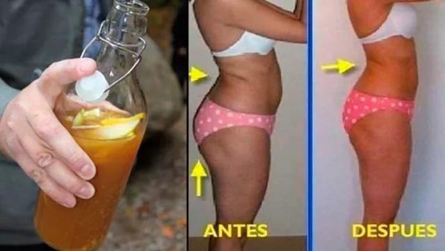 Ella perdió más de 20 kg en solo 6 semanas con este truco antes de dormir, ahora no tienes excusas
