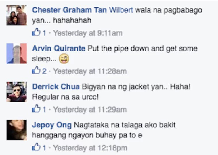 "Baron Geisler gets punched, screams: ""Bakla ka!"""