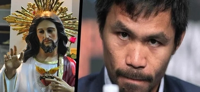 Jesus Christ was sentenced to death and God allowed death penalty so we should, says Pacquiao