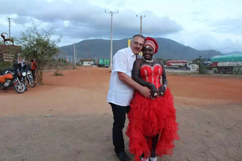 Nyota Ndogo finally weds after 3 years of dating