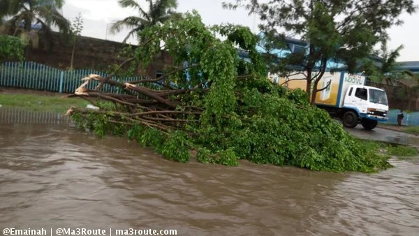 Thika Superhighway among roads affected by flooding