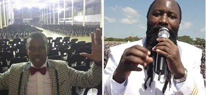 Pastor claims to have killed Satan days after Prophet Owuor resurrected a lady in Pokot