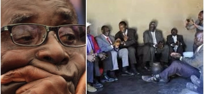 Zimbabwe's traditional chiefs abandon Mugabe, join calls for his retirement