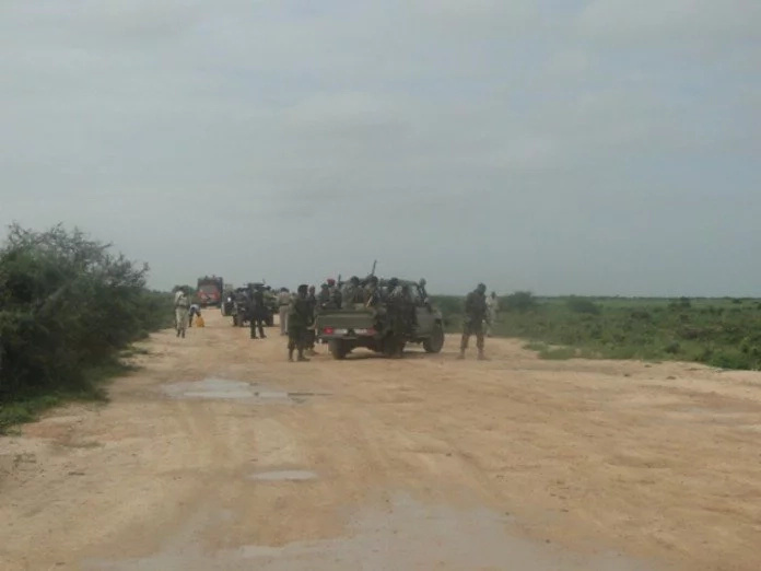 Al-Shabaab fighters attack military base in Somalia