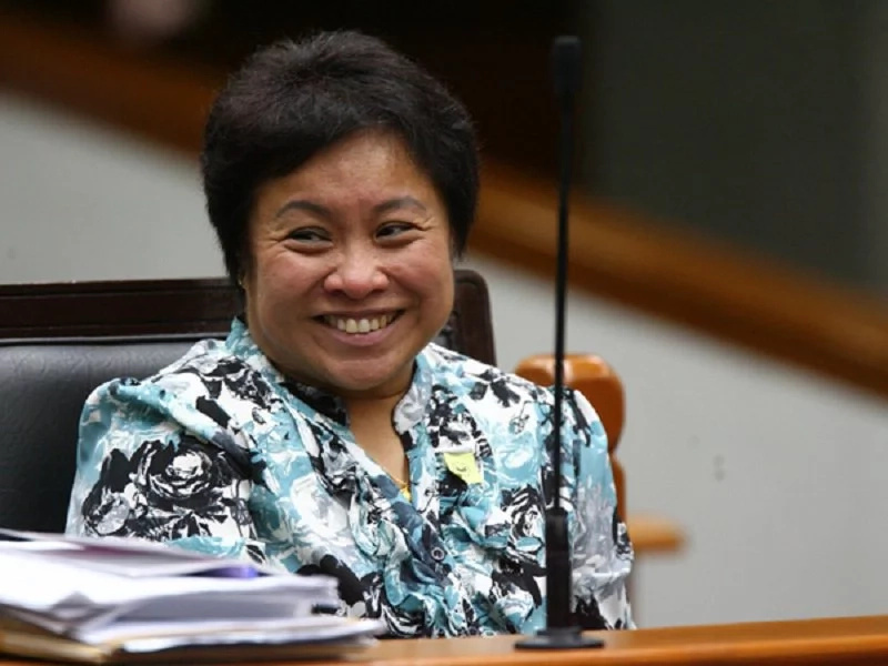 Kim Henares Plans To Step Down on June 30