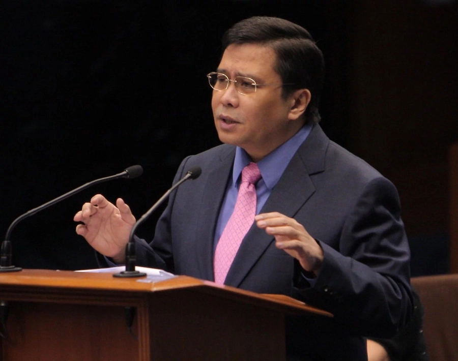 Jinggoy Estrada files for another motion to leave