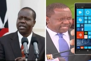 Only 21 incidences of exam malpractice in the country, Matiangi'i releases KCPE results