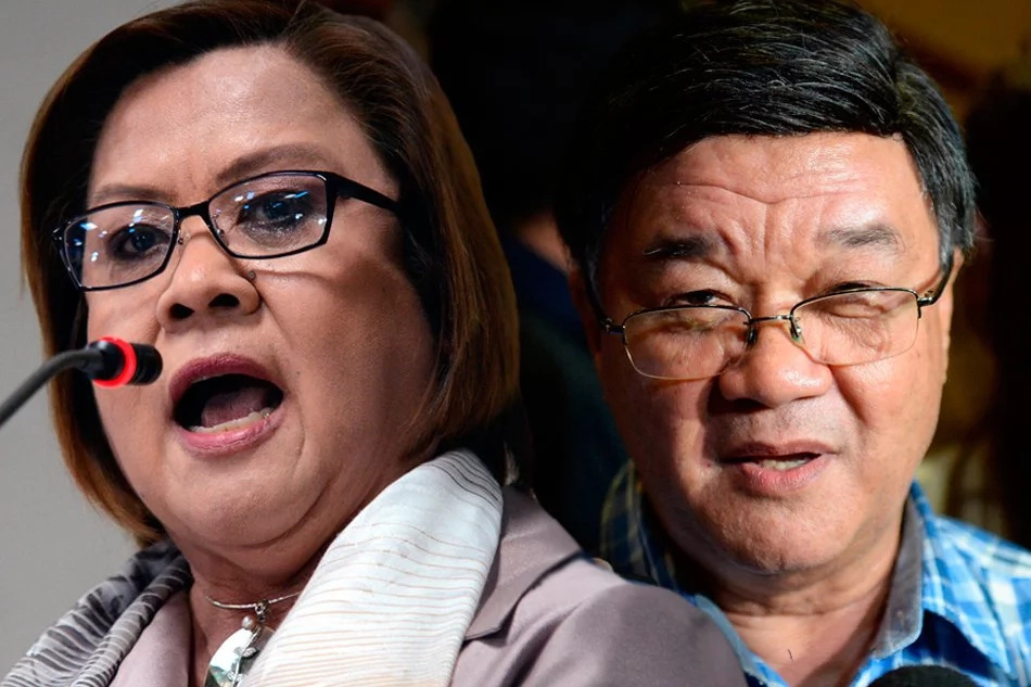 Aguirre says De Lima earns up to P1B from drugs
