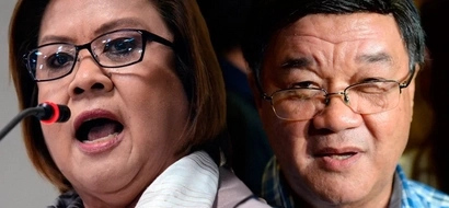 Aguirre exposes De Lima gained P500M-P1B worth of drug money