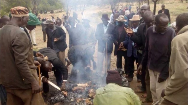 west pokot leaders curse