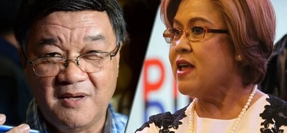Aguirre reveals De Lima receives a whopping P3M monthly when she was DOJ sec
