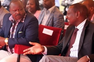 Ruto in dire trouble a day after hosting Kalonzo and other opposition leaders