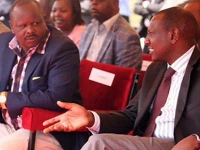Ruto accuses Jubilee of planning to rig in the 2017 election