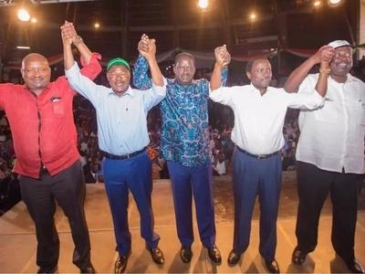 Kura ya Magharibi mwa Kenya kugawanyika zaidi kufuatia tangazo MUHIMU la mwanasiasa maarufu