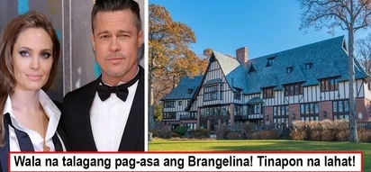 Itapon na lahat! Angelina Jolie and Brad Pitt gets rid of everything 'memorable' after divorce, puts up luxurious mansion for sale