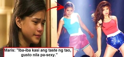 Maris Racal admits that she was offended when netizens bashed her viral ASAP photo: 'Na-hurt ako, siyempre'