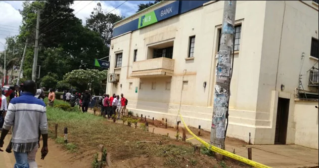 Details of 3 of the suspects who carried out the daring KCB KSh 50 million robbery