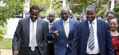 PHOTOS: William Ruto's Day Out At The Meru Investment Forum