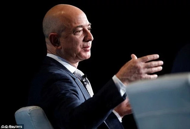Jeff Bezos is now the world's richest person. Photo: Reuters