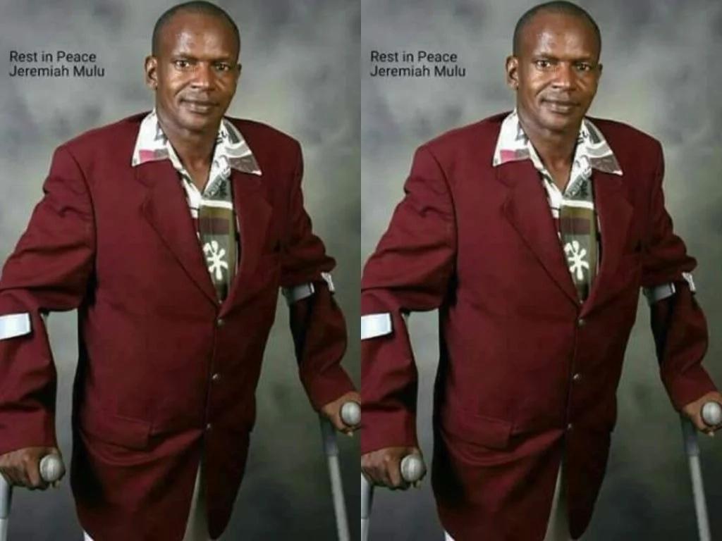 Gospel musician dead