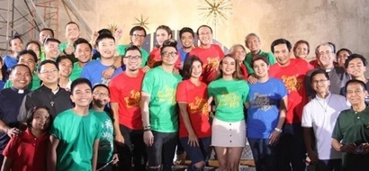 Bonggahang tunay! ABS-CBN 2016 station ID showcases the biggest stars in the entertainment industry