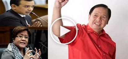 Iba ka Dick! Pinoy netizens react to tough Gordon 'throwing shade' at Senate inquiry