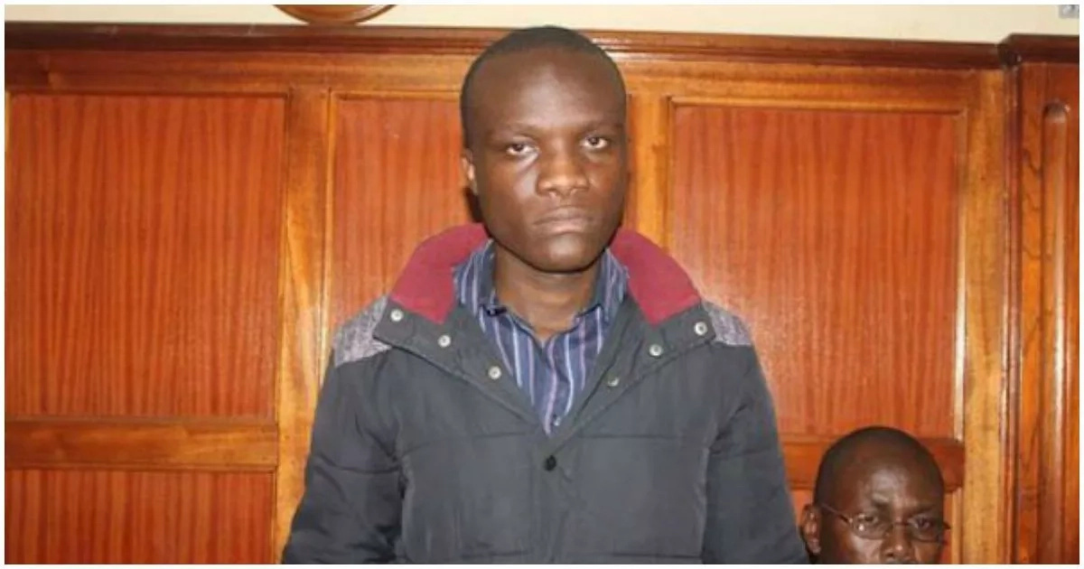 Man who killed brother over a glass of water asks court for leniency (photo)