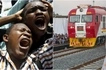 Mess at SGR train that has left Kenyans really annoyed