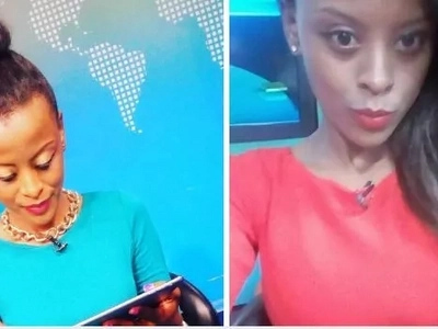 Beautiful KBC news anchor lights up the internet with HOT photos