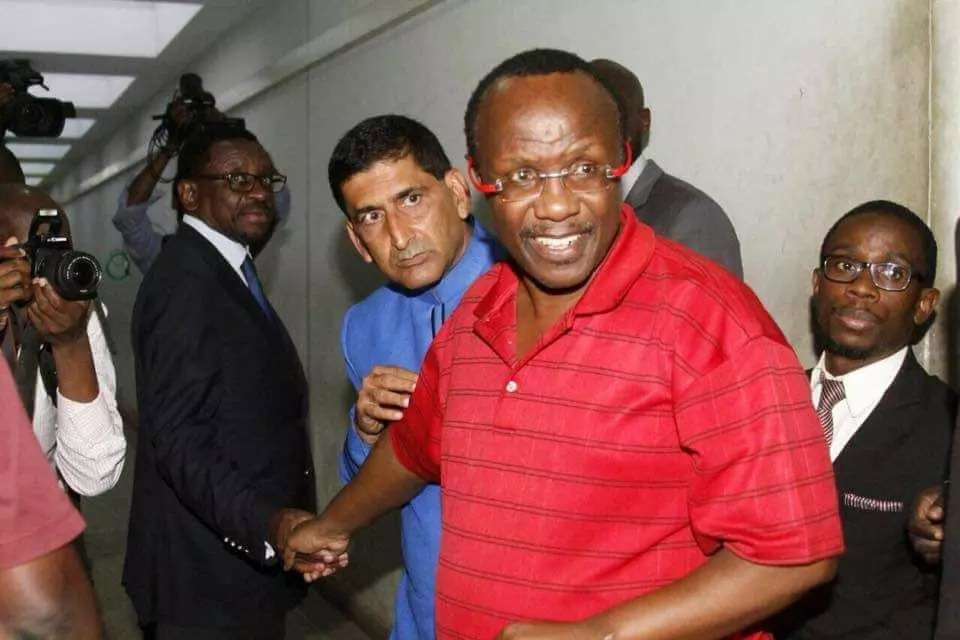 David Ndii attacks UhuRuto days after his dramatic arrest and release