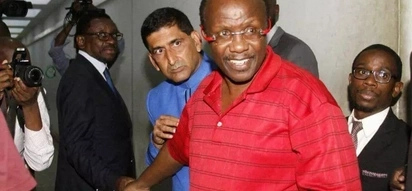 Uhuru and Ruto are wimps cowering behind State power - David Ndii responds